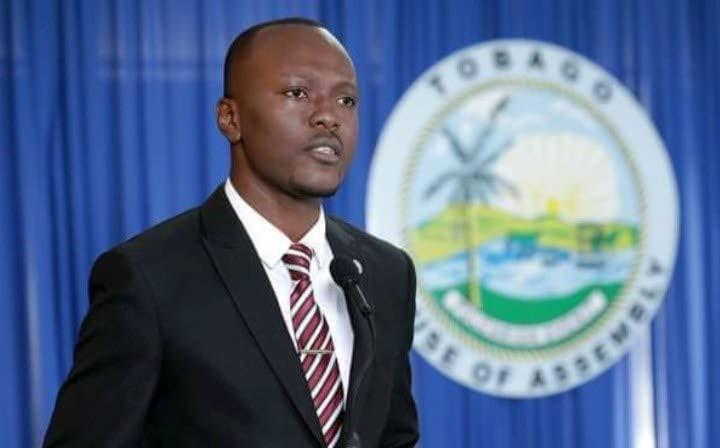Chief Secretary Ancil Dennis. Photo courtesy THA  -