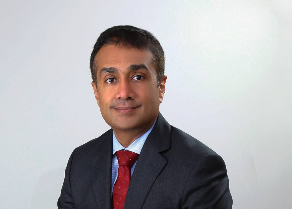 Guardian Group CEO Ravi Tewari. Photo courtesy Guardian Group