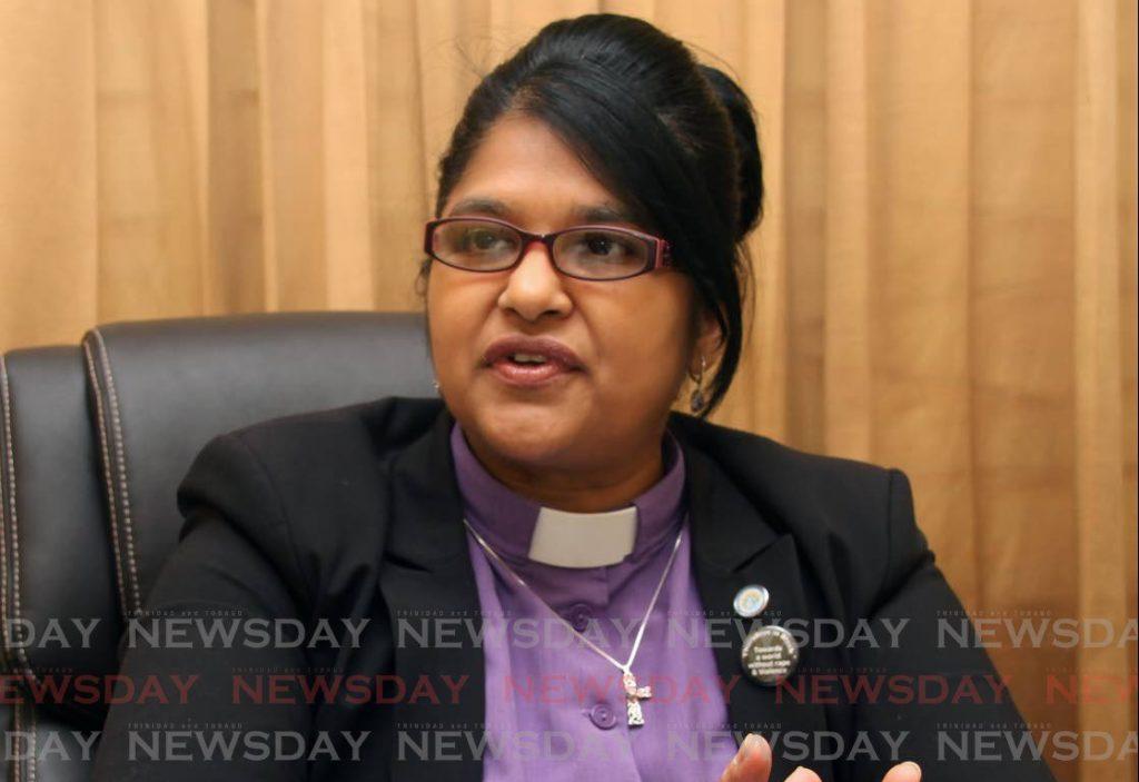Rev Joy Abdul-Mohan -
