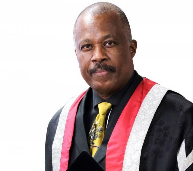 CXC chairman Sir Hilary Beckles. -