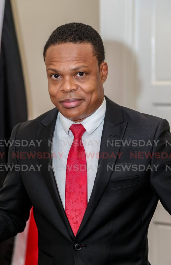 Minister of Foreign and Caricom Affairs Dr Amery Browne. -