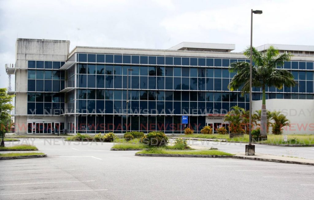 Licensing Authority of Trinidad and Tobago, Caroni. - Photo by Roger Jacob