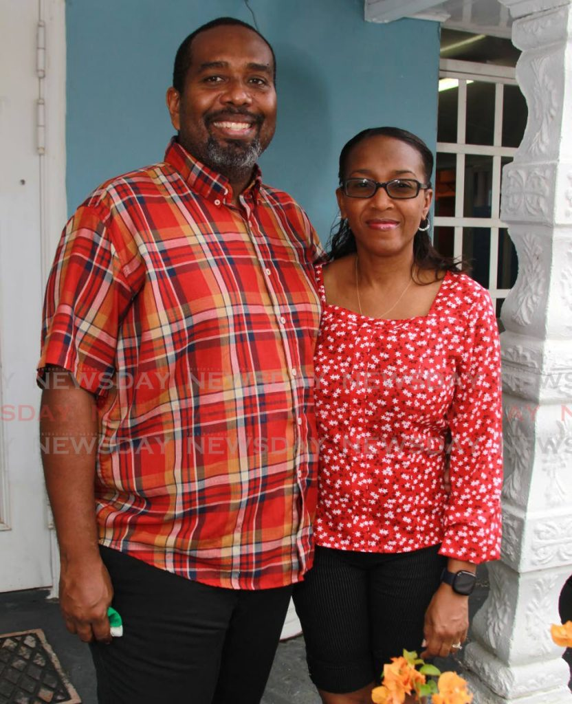 Teachers Marvin and Marsha Libert say teaching online taught them many lessons about how children learn. - Photo by Roger Jacob