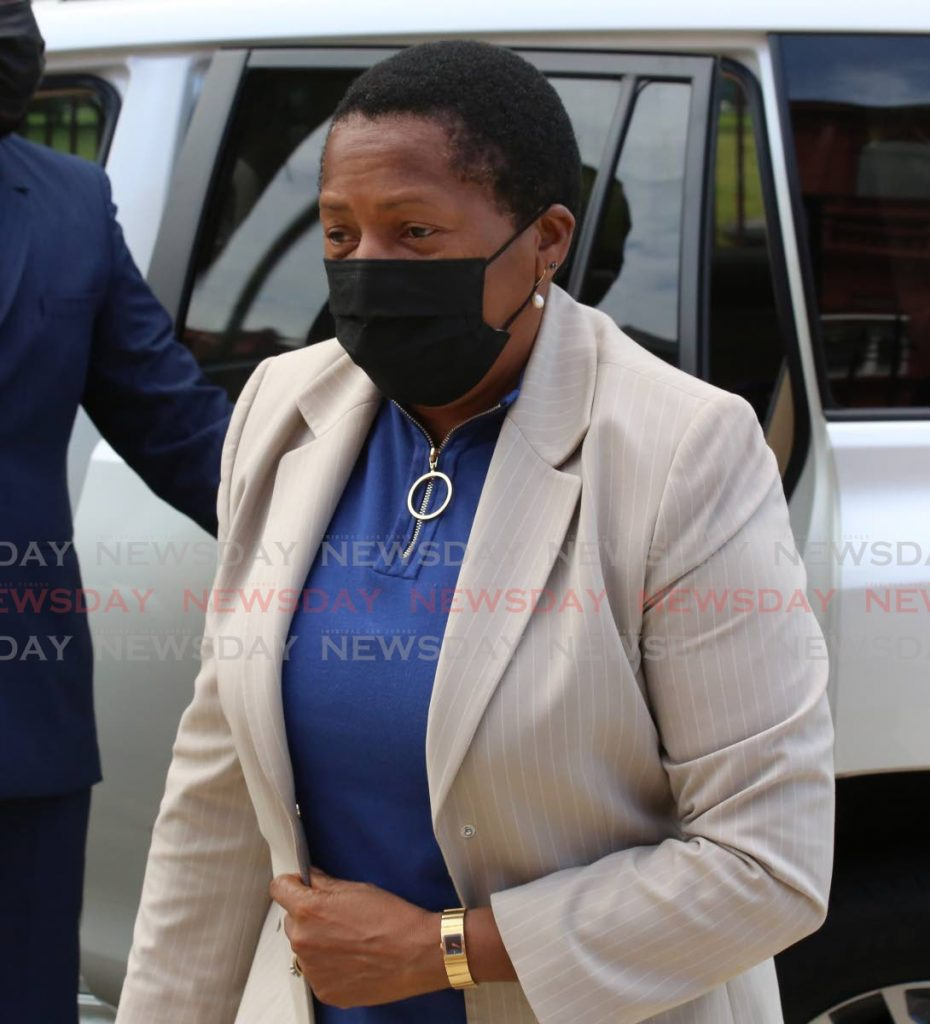 Housing Minister Pennelope Beckles - SUREASH CHOLAI