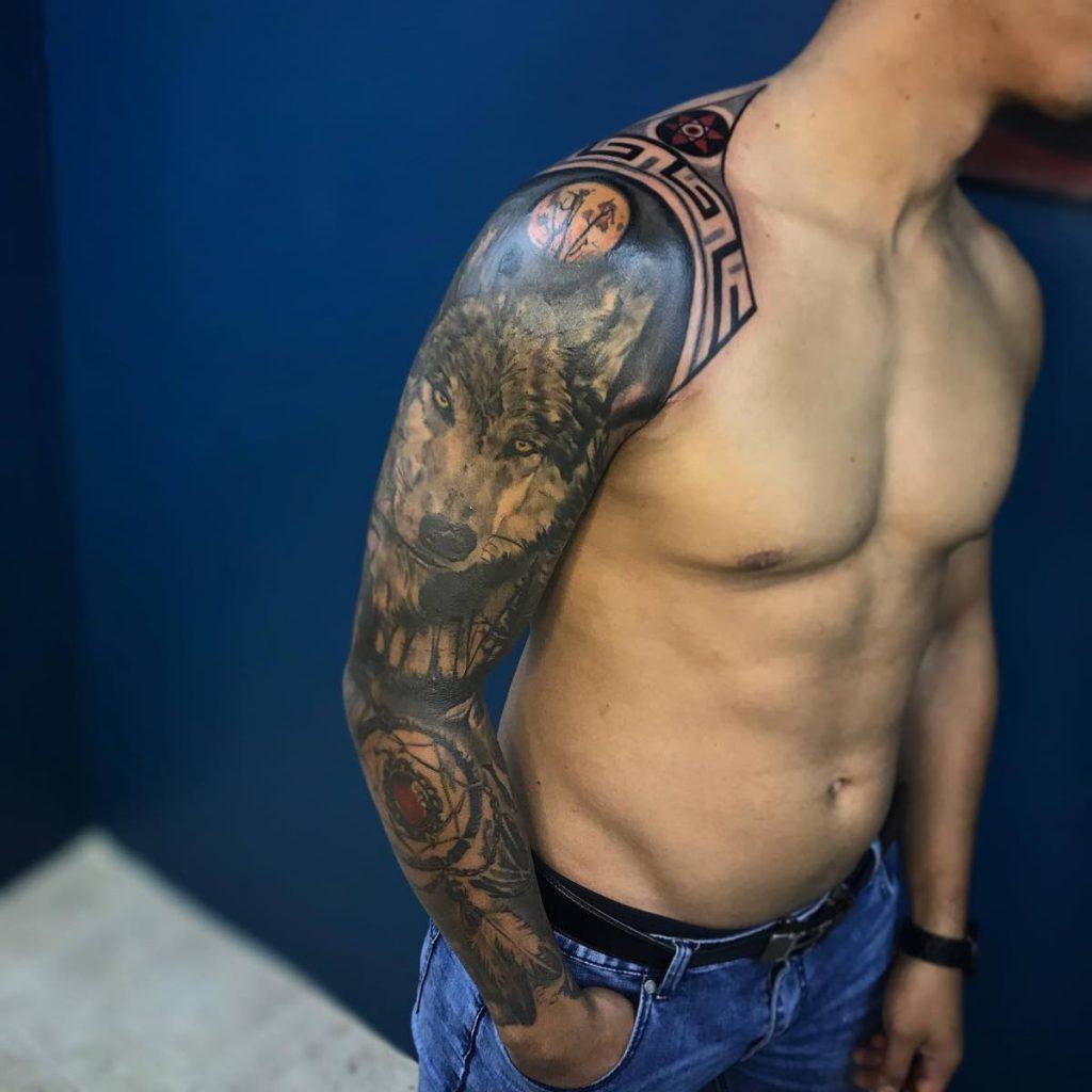 Tattoo artist Leanjor Salcedo says,
