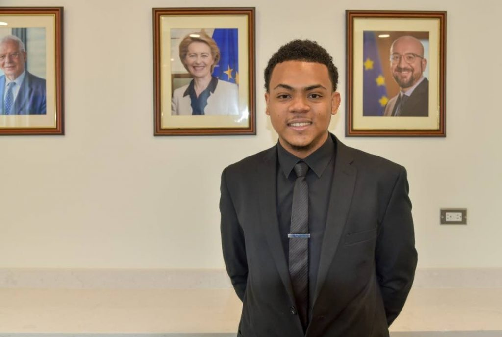 Derron Watkins will read for a master's degree in work, organisational and personnel psychology at the University of Valencia, Spain, and at the University of Coimbra in Portugal.