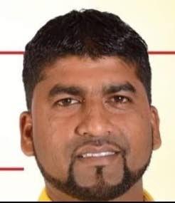 CHARGED: UNC councillor Anil Maharaj. -