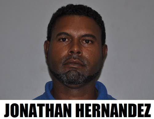 Jonathan Hernandez, 38, of St Vincent Street, Tunapuna, was placed on a bond of $2000 when he pleaded guilty to charges of driving under the influence of alcohol on Tuesday.  Photo courtesy TTPS