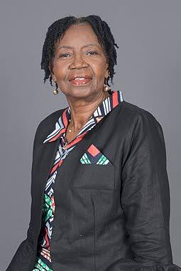 Dr Rita Pemberton  -