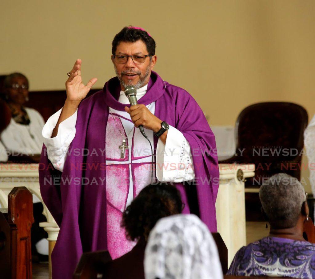 Roman Catholic Archbishop Jason Gordon - Sureash Cholai