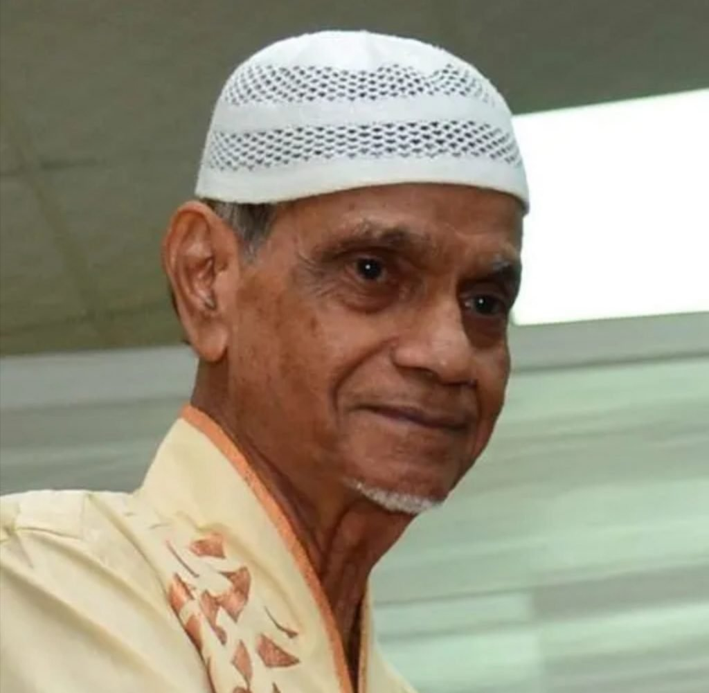 Haji Yacoob Ali. Photo courtesy social media