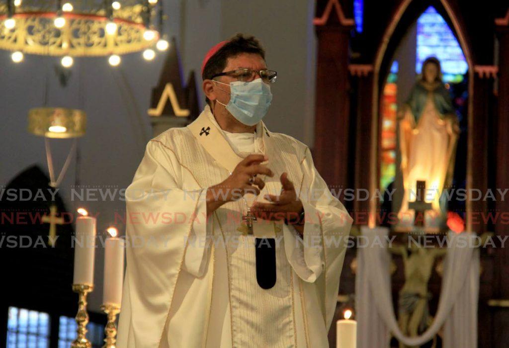 Archbishop Charles Jason Gordon -