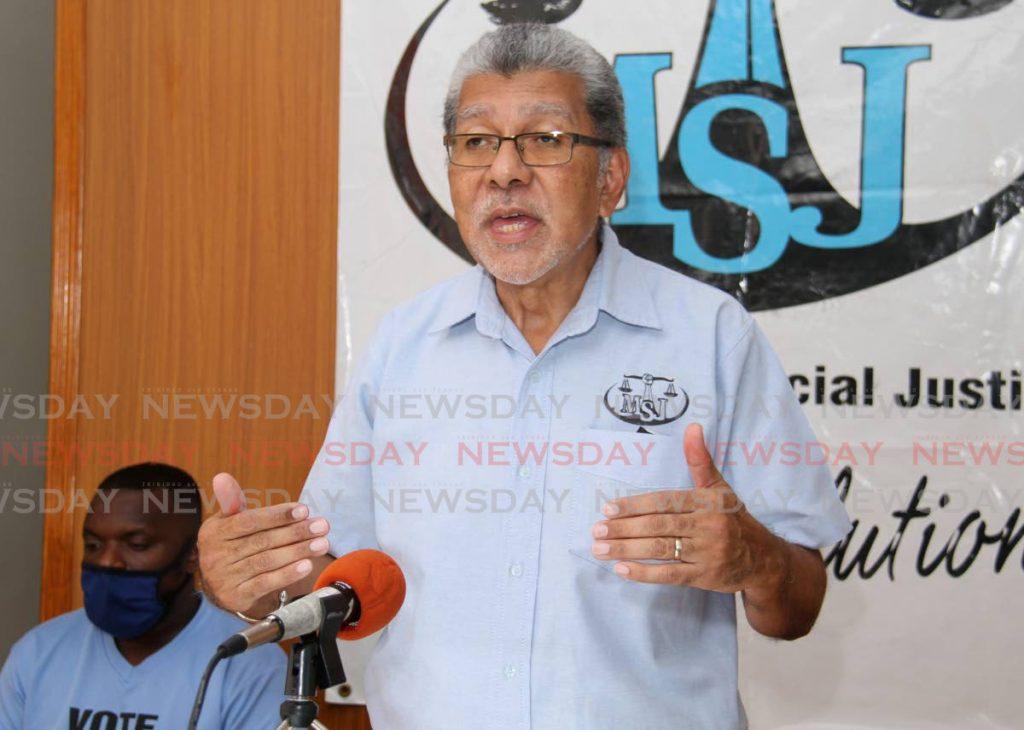 MSJ leader David Abdulah.