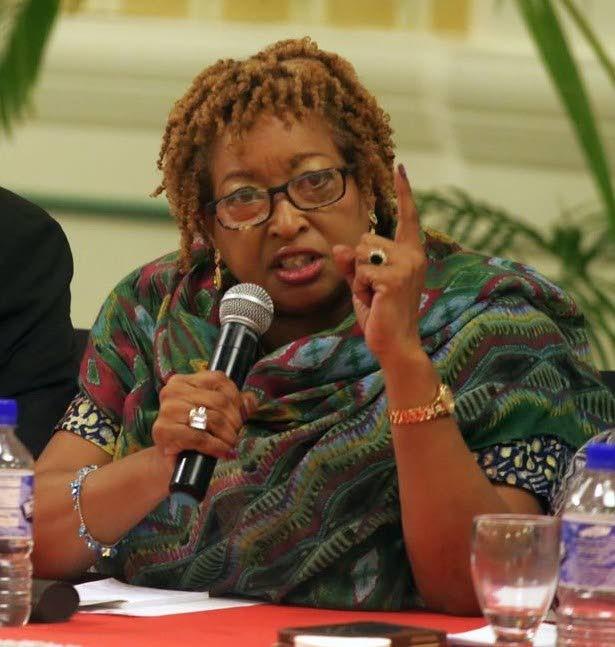 Tobago Hotel and Tourism Association vice-president Carol-Ann Birchwood-James