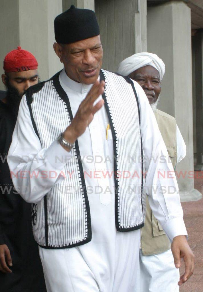 Imam Yasin Abu Bakr. File photo -