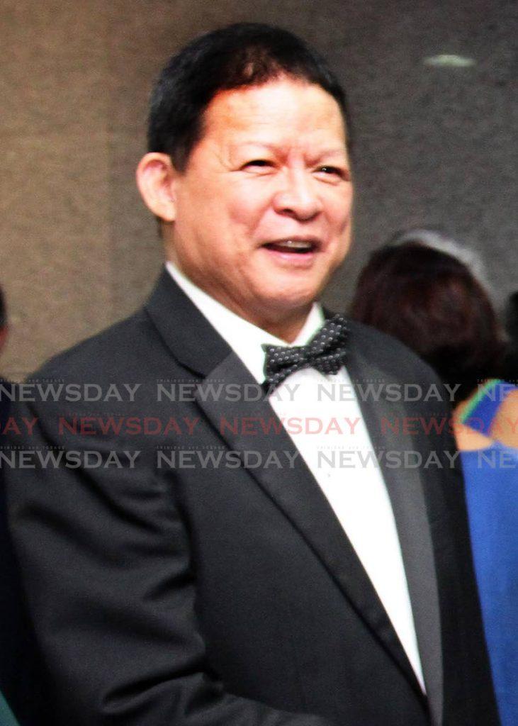 MovieTowne owner Derek Chin. - CHOLAI