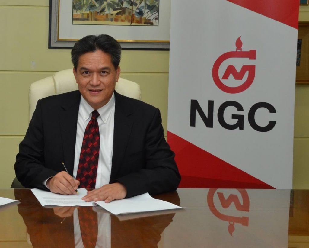 NGC president Mark Loquan