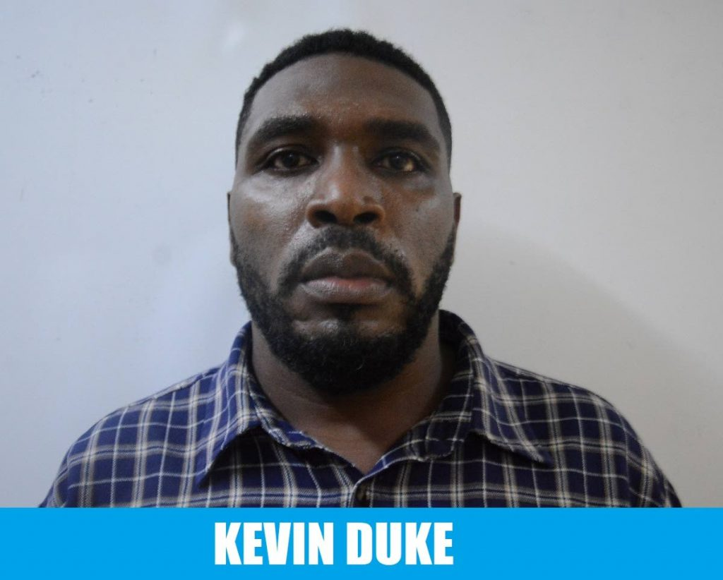CHARGED: Kevin Duke - TTPS