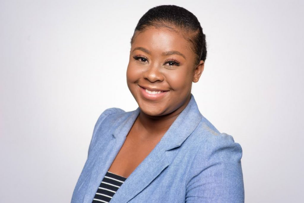 Dana Malcolm, a Caribbean School of Media and Communication (Carimac) student, was in high praise of her internship with PanoGrama Entertainment.  -
