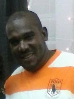 Clive Joseph, 49, was shot dead in O'Conner Street, Blanchisseuse, on Wednesday night.  PHOTO COURTESY JOSEPH FAMILY -
