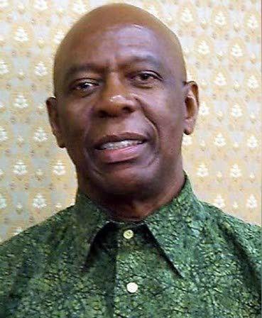 Political scientist Dr Winford James -
