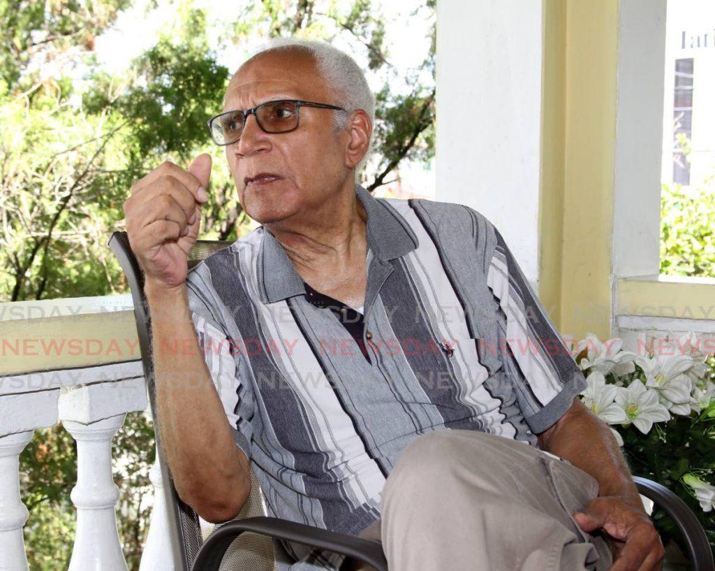 Jones P Madeira, Veteran Journalist - ROGER JACOB