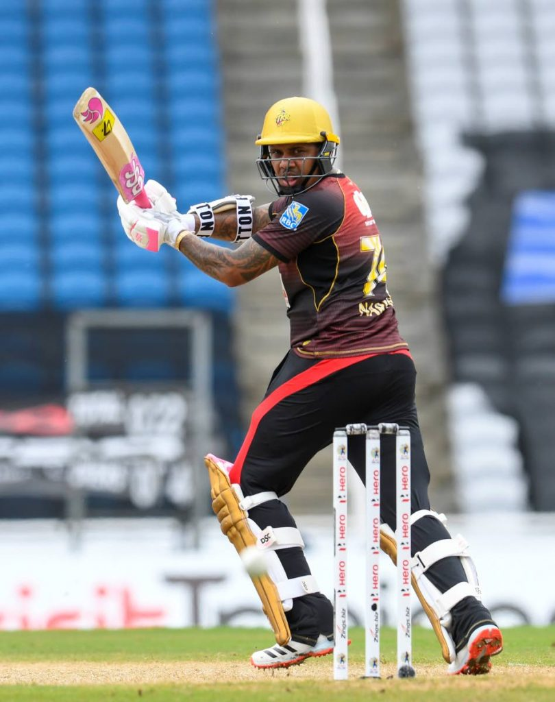 Trinidad and Tobago's Sunil Narine, of the Kolkata Knight Riders, will face fellow TT cricketer Dwayne Bravo, of the Chennai Super Kings, in the Indian Premier League T20 final, on Friday, in the UAE. -