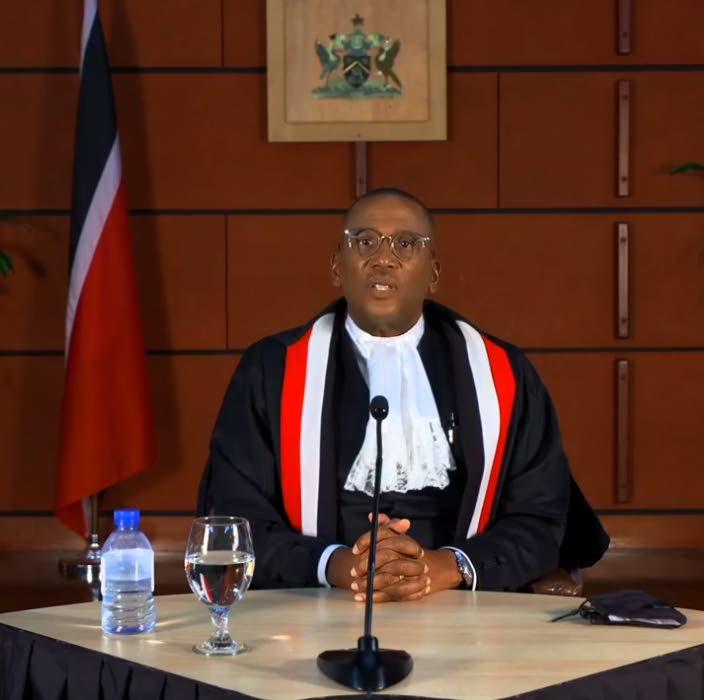 Chief Justice Ivor Archie -