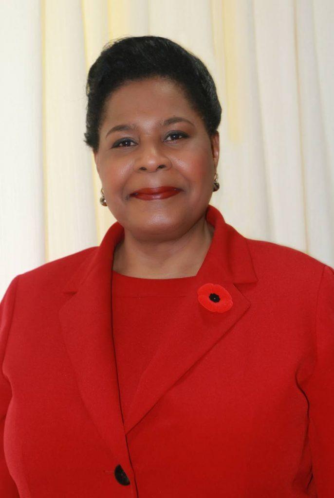 President Paula-Mae Weekes. Photo courtesy Office of the President. -