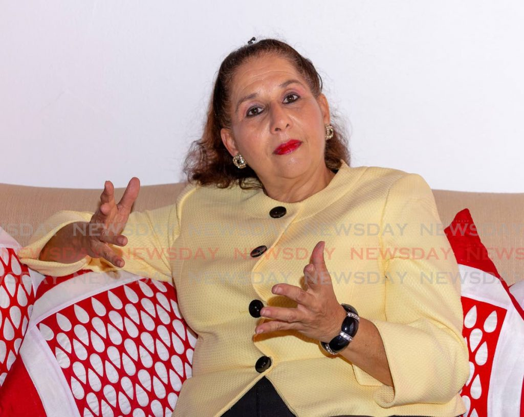 File photo: Tobago Chamber of Industry and Commerce president Diane Hadad.