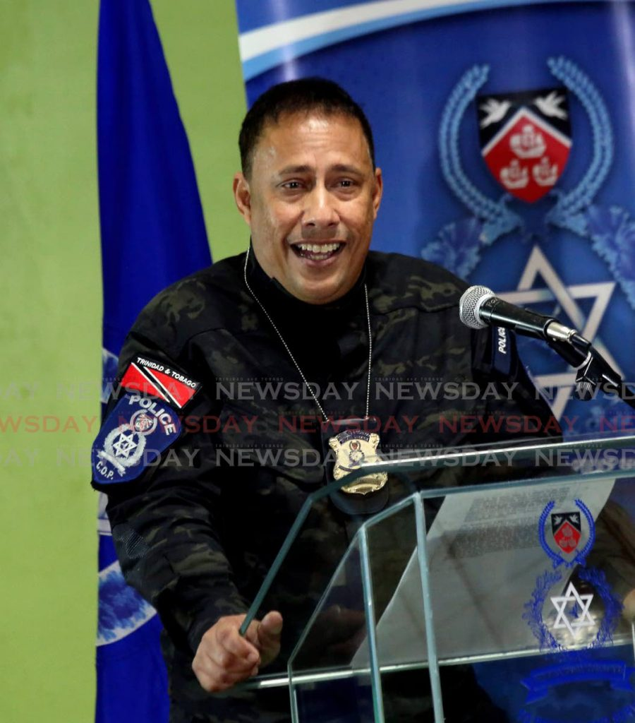 Former police commissioner Gary Griffith. An investigation into the granting of firearm user's licences during his term in office continues. - File photo/Sureash Cholai