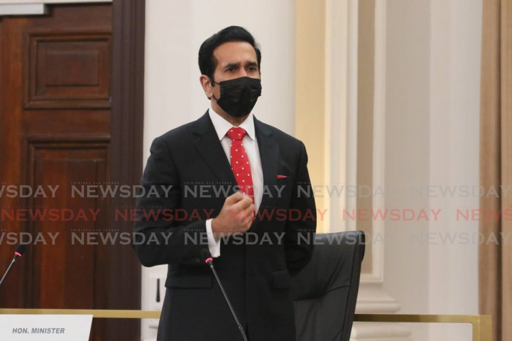 Attorney General Faris Al-Rawi. -