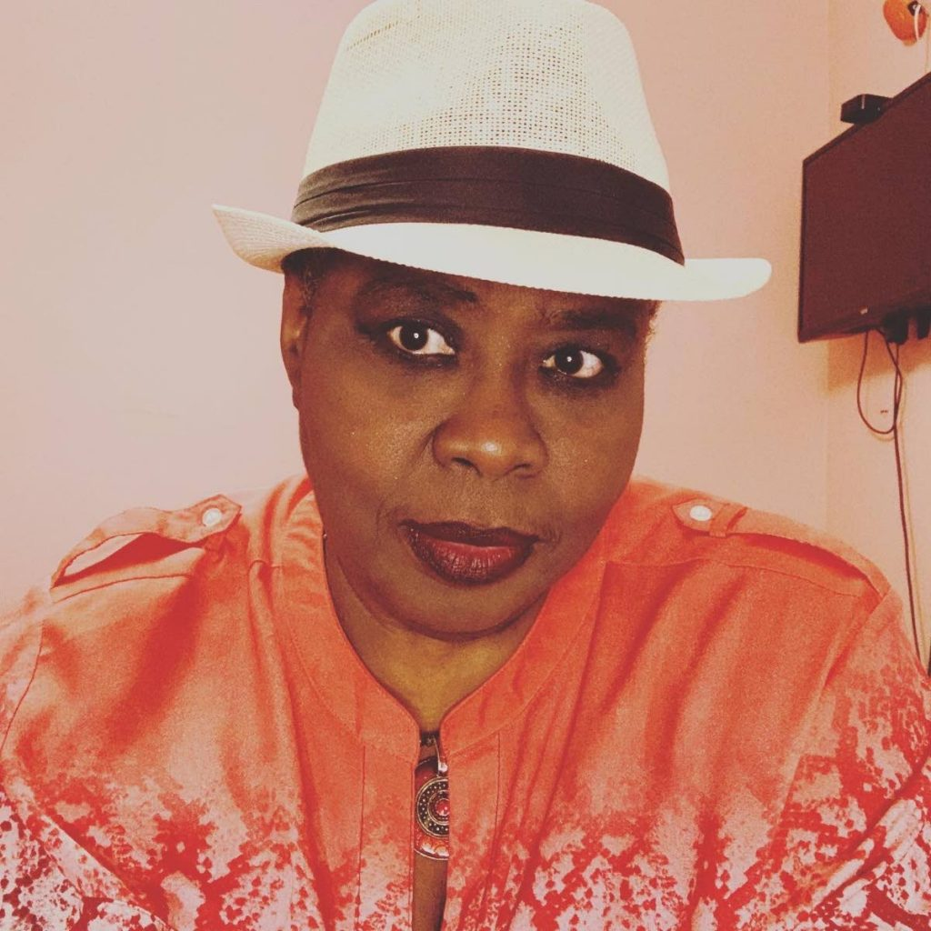 Rhoma Spencer has organised a symposium titled Women on Calypso to mark Calypso History Month in Toronto. -