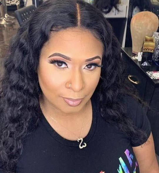 Bella Body Spa and Beauty Lounge owner Shivaughnette Mendoza. -