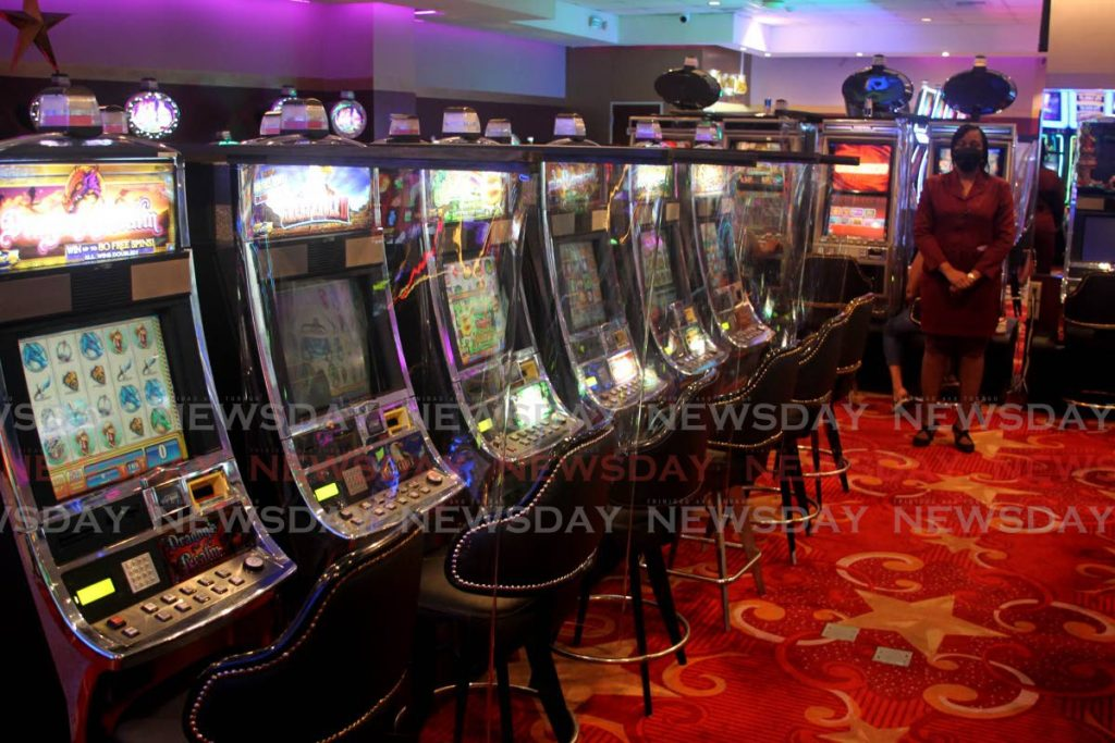 Casinos are among the safe zone businesses. Photo by Roger Jacob - ROGER JACOB