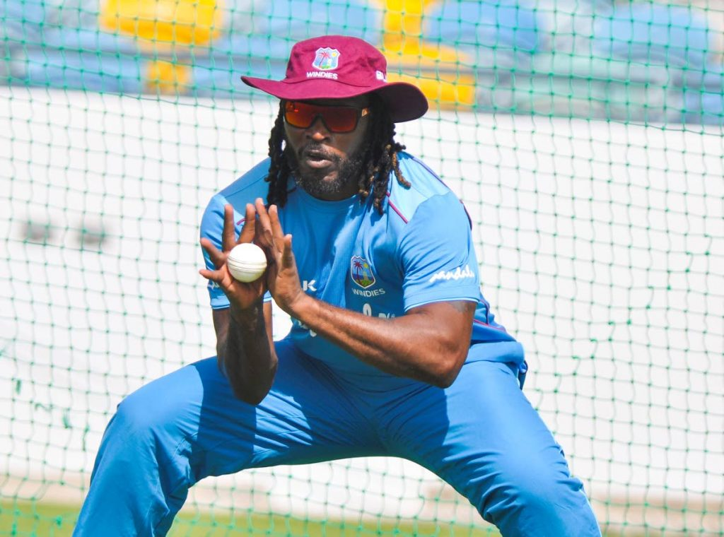 Windies veteran batsman Chris Gayle will feature for the regional team at the upcoming ICC T20 World Cup in the UAE and Oman.  - CWI Media