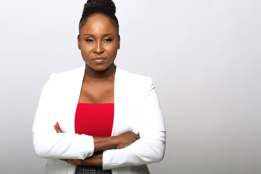 Counsellor and relationship coach Dr Crystal Benjamin. -
