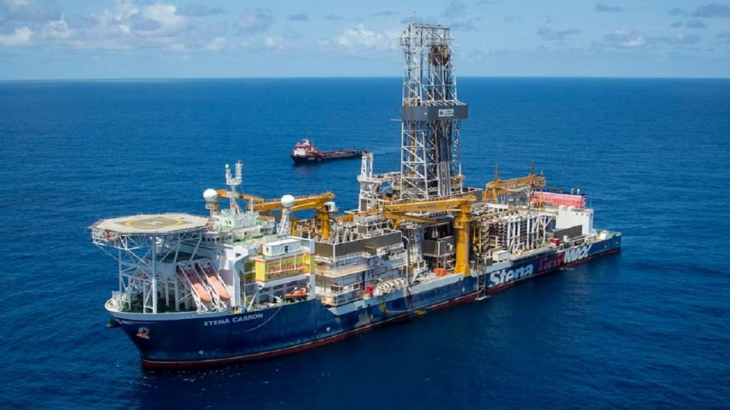 ExxonMobil began oil production in Guyana on Friday but aren't expected to ship to one of its refineries until January 2020. -