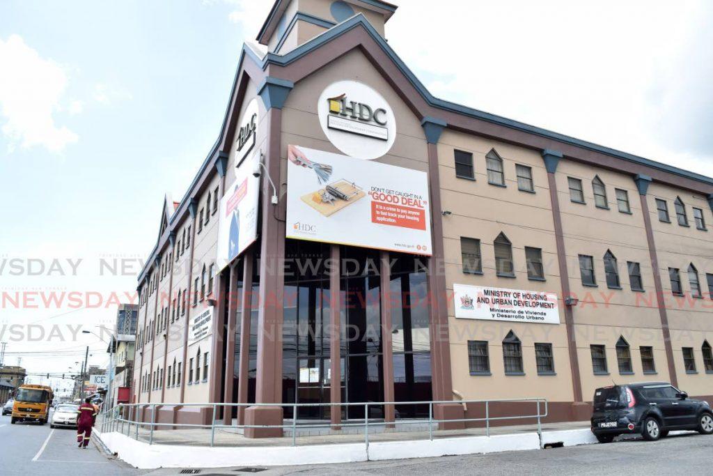 HDC building South Quay  - Photo by Vidya Thurab